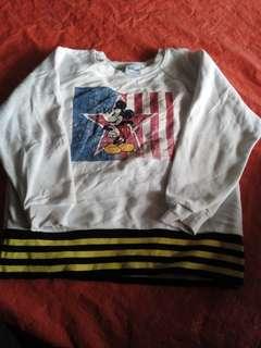 Sweatshirt mickey
