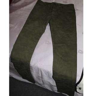 Superfine | Camouflage Print Skinny Jeans