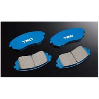 TRD Brake Pad Set (for Front Standard Caliper) for TOYOTA 86
