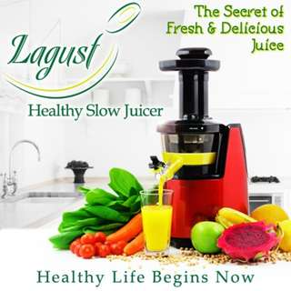 La Gust Healthy Juicer More Mall
