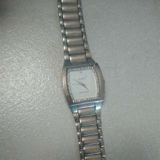 Jam tangan Laros silver