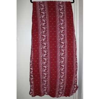 Supre | Boho Maxi Skirt