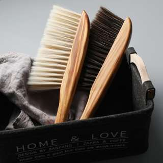 PO Soft Bristle Cushion Sofa Bed Dust Brush
