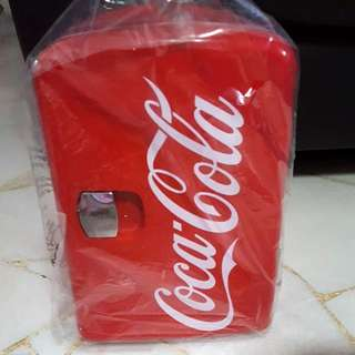 Coke Mini Fridge