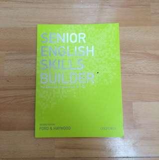 Senior English Skills Builder