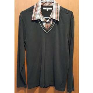 G2000 Man (S) Long Sleeve Shirt