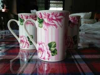 3 Piece Mug Set