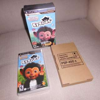 EyePet for PlayStation Portable or PSP not PS1 PS2 PS3 Nintendo Xbox