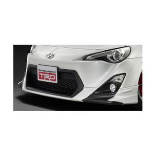 TRD Front Spoiler (Non Painted) for TOYOTA 86
