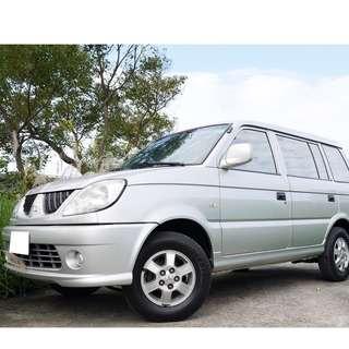 2007年 FAEECA 商用車 全車原鈑件 里程保證