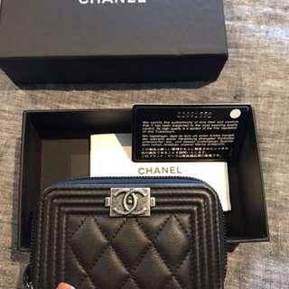 Chanel Coin Purse Card Holder