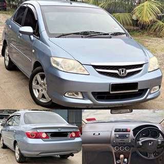 SAMBUNG BAYAR / CONTINUE LOAN   HONDA CITY IDSI 1.5 (A)