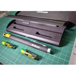Nikon Laser Pointer 尼康鐳射筆 (綠光)