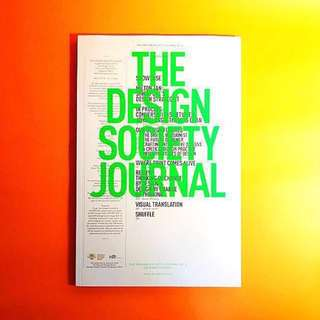 The Design Society Journal - No. 2 (Back Issue)