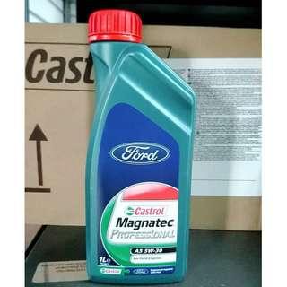 Castrol Magnatec A5 5W30 全合成機油(整箱12罐)
