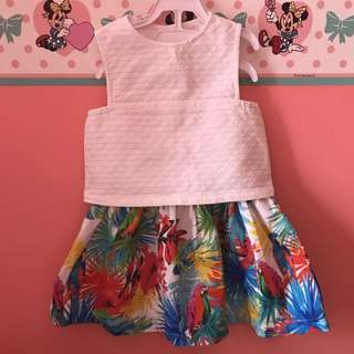 Top & skirt set