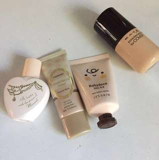 Primer foundation Bb cream
