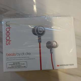 Authentic beats by dr dre in-ear headphone