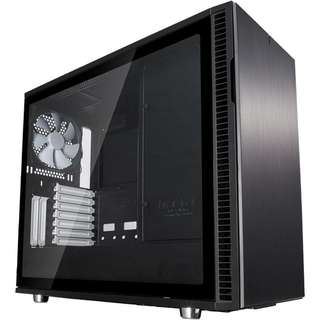 BNIB - Fractal Design Define R6 Blackout TG