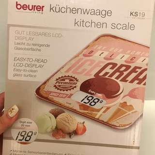 Kitchen scale 食物磅 (German Brand)
