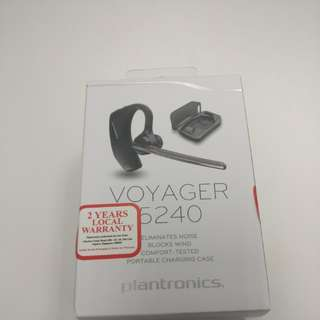 BNIB Plantronics Voyager 5240