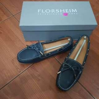 Florsheim Connie Shoes (Ink Blue)
