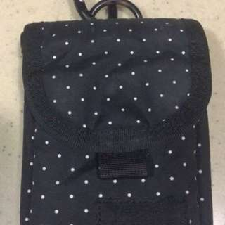 HeadPorter Classic dotted bag dot柄掛袋 經典