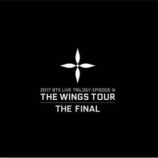 """BTS LIVE TRILOGY III """"The Wings Tour"""" : The Final"""