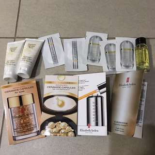 Elizabeth Arden sample pack