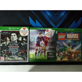 [💎Pre-Owned💎] Xbox One Games