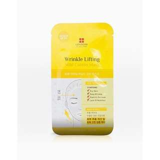 10pc pack Wrinkle Lifting Mild Cotton Mask