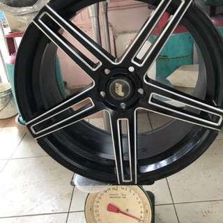 19 inch sports rims for sale (2 set)