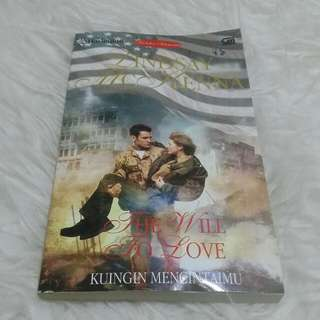 [NETT] Harlequin: The Will To Love ~ Kuingin Mencintaimu