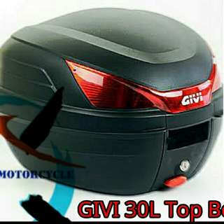 GIVI 30L Topbox with Bracket