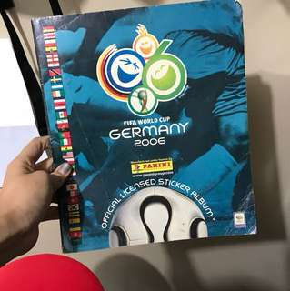 FIFA World Cup Germany 2006 Sticker Album