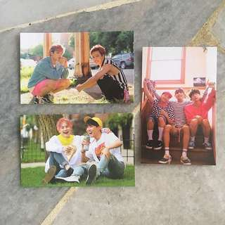 BTS NOW 3 photocard