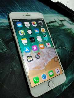 Iphone 6 plus 64g 金色