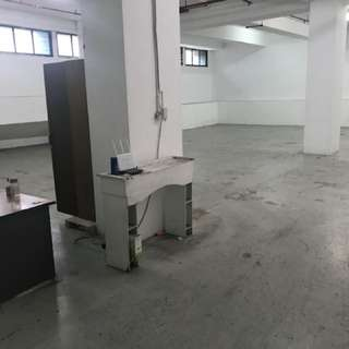 Kakit Bukit warehouse for rental