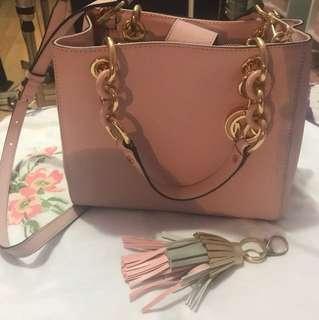 Authentic Michael Kors Bag - Pink (100% AUTHENTIC)