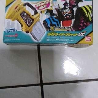 Kamen Rider Ex-Aid Dragon Knight Hunter Z Gashat SG
