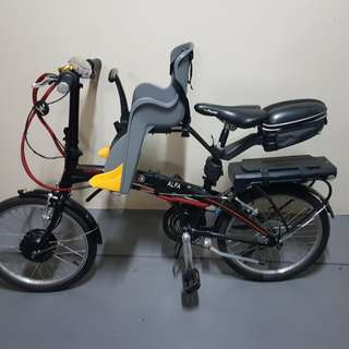 E-bicycle for sale..