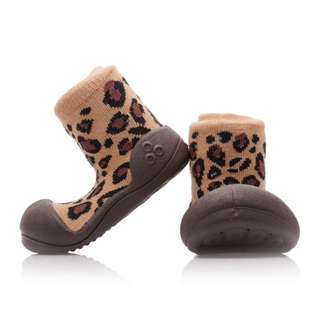 ATTIPAS ANIMAL LEOPARD (BROWN)