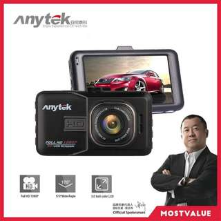 Anytek A98 Car Camera / DashCam