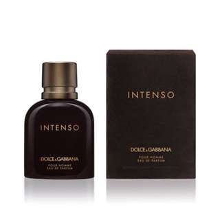 Dolce and Gabbana Intenso EDP 75ml for Men