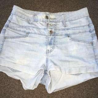 Jay Jays denim shorts - size 8