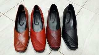 Sepatu Kulit Asli Sukaregang, Garut