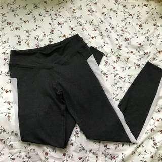 SOLOW black & grey leggings
