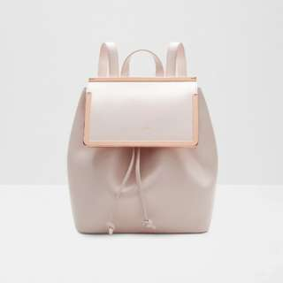 [New]  Ted Baker pink backpack