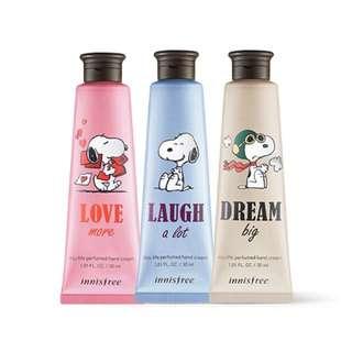 Innisfree Jeju Life Perfumed Hand Cream Set