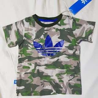 Adidas Boy I Camotee Print (final price)